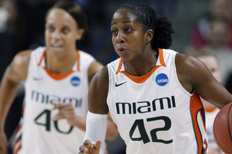 2012 WNBA Mock Draft: Shenise Johnson and Most Valuable Players Available