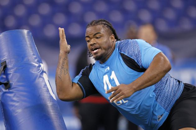 NFL Draft 2012: How Far Should the Steelers Go to Trade Up for Dontari Poe?
