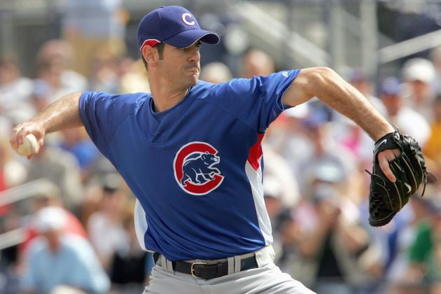 Report: Sox Work out Mark Prior