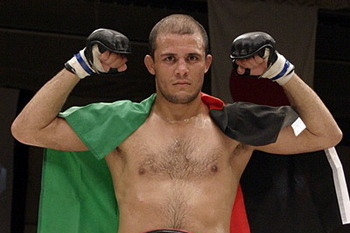 UFC on Fuel TV 2: Where Does Siyar Bahadurzada's UFC Debut Rank