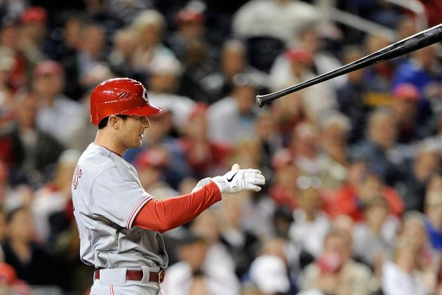 Cincinnati Reds' Bats Have Now Become a Cause for Concern