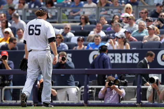 New York Yankees: Is It Time to Consider Trading Phil Hughes?