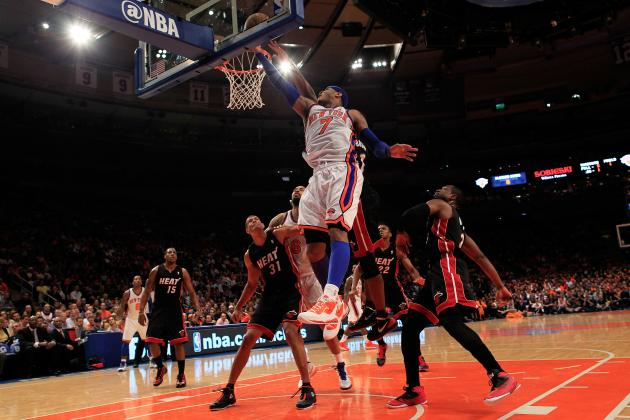 2012 NBA Playoffs: Why the Heat Want to Face the Knicks in the First Round