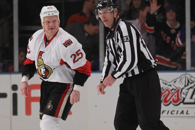 Chris Neil and Matt Carkner Latest NHL Players to Make Cheap Opponents Respond