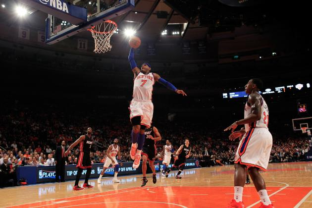 NBA Playoffs 2012: Can New York Knicks Finally Get out of the 1st Round?