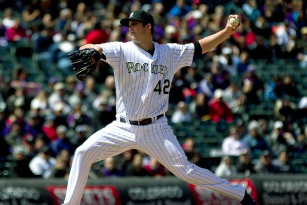 Pomeranz Activated by Rockies; Pacheco Optioned