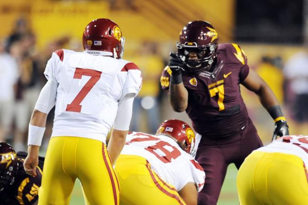 2012 NFL Draft: ASU's Vontaze Burfict Has Yet to Workout with Any NFL Team