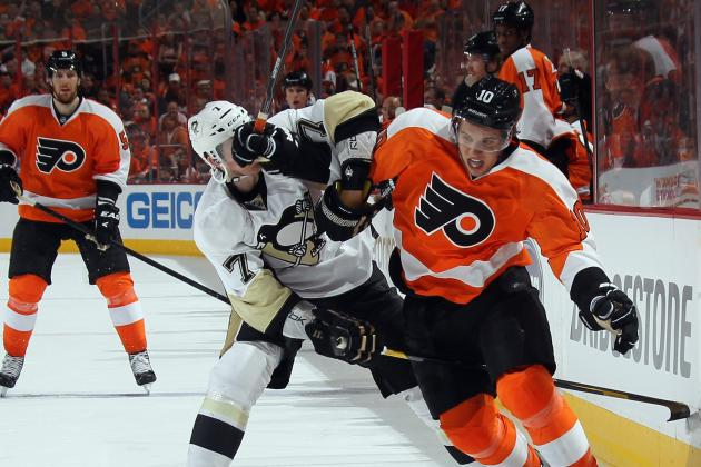 Penguins vs. Flyers: Highlights, Twitter Reaction and Analysis from Game 3