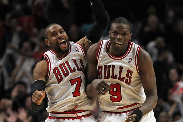 Chicago Bulls and Why Stats Don't Mean Anything When It Comes to Winning
