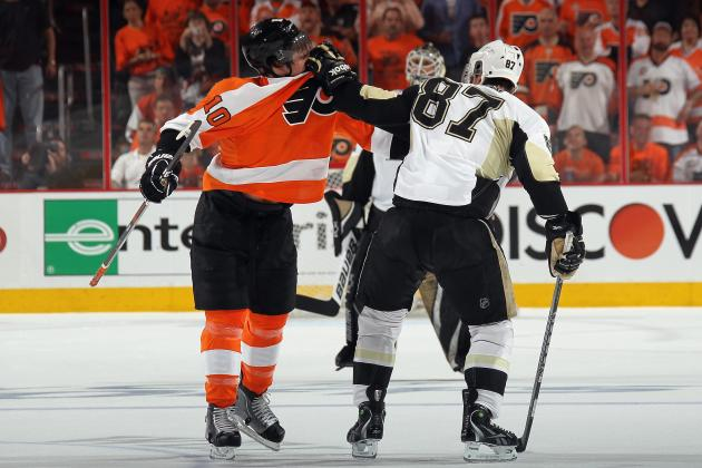 2012 Stanley Cup Playoffs: Pens' Second 8-Goal Shelling Raises Severe Questions