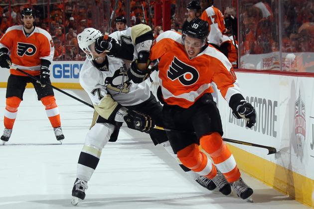 Ful-Phil-Ing Victory: Flyers Take 3-0 Series Lead, Chances of Upset Grow