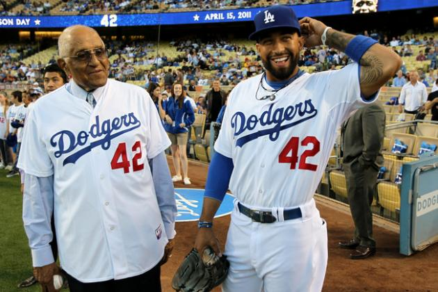 Jackie Robinson Day 2012: MLB Smart to Pay Tribute with No. 42 Uniforms