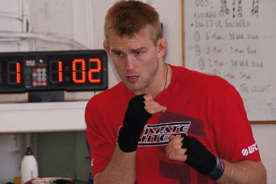 UFC on Fuel 2 Results: Alexander Gustafsson More Dominick Cruz than Jon Jones