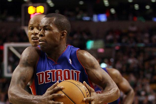 Detroit Pistons: The Evolution of Rodney Stuckey Should Inspire, Teach