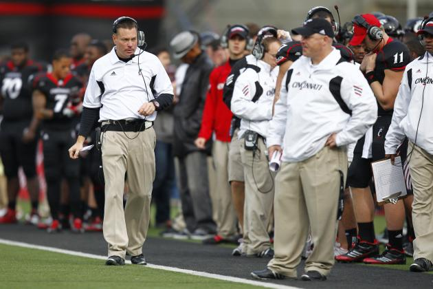 Cincinnati Football: Inclement Weather Moves Bearcat Bowl VI Indoors