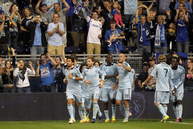 Major League Soccer Power Rankings: Kansas City Stays Perfect