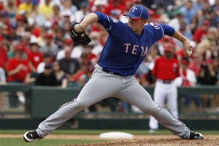 Robbie Ross Is Quickly Becoming a Go-to Guy for the Texas Rangers