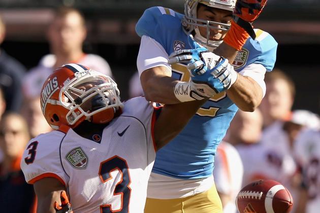 New England Patriots 2012 Draft: Tavon Wilson Scouting Report