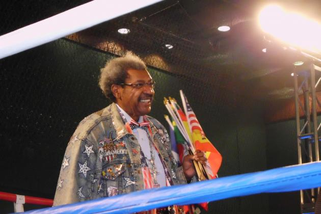 Joey Hernandez, Bermane Stiverne Win at Home in Don King Productions Event