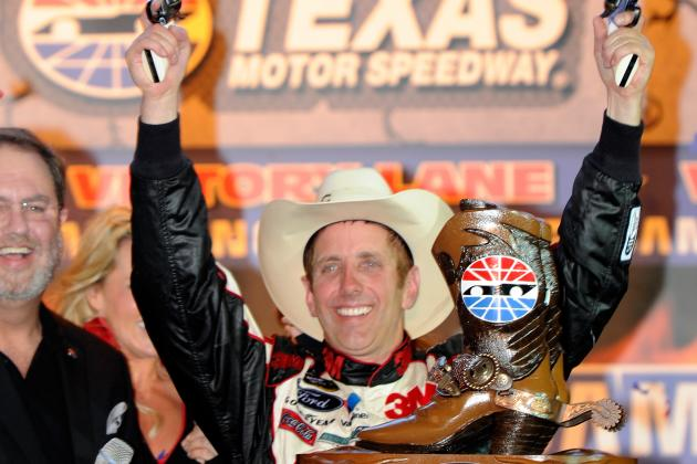 Biffle Knocks Out Competition at Texas Motor Speedway