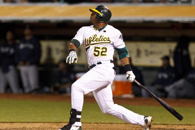 Yoenis Cespedes: Can He Be a Consistent 40 Home Run Threat in the MLB?