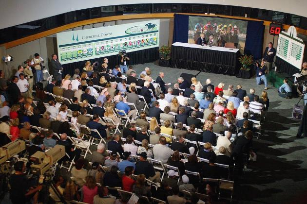 Kentucky Derby 2012: Graded Earnings Updated List; Who Still Has a Chance