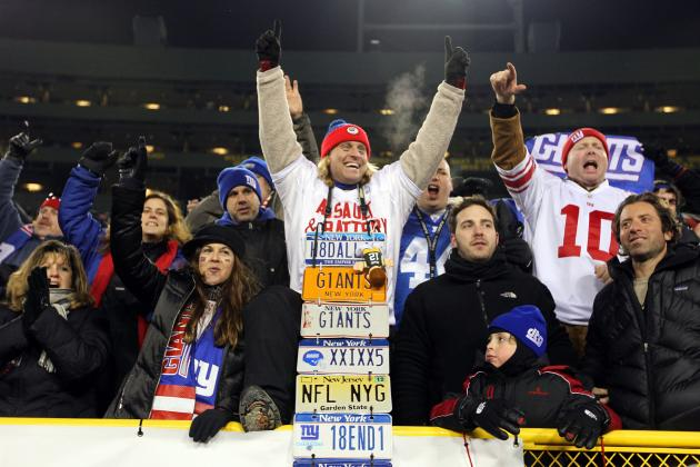 Why Overconfidence Could Doom the New York Giants in 2012