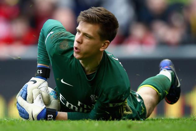 Wojciech Szczesny Vows to Stay at Arsenal Indefinitely