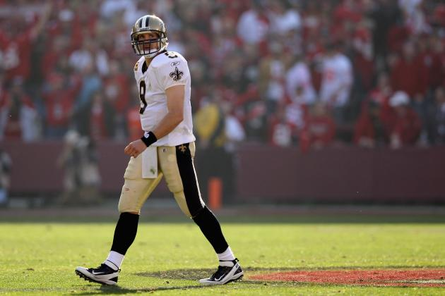 NFC South Morning Jog: Drew Brees Likely Won't Report for Workouts