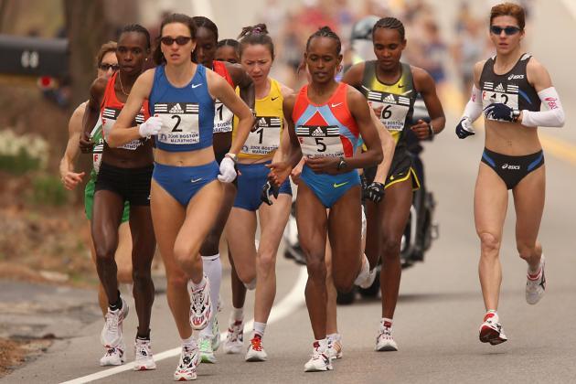 Boston Marathon 2012 Results: Men and Women's Top Finishers