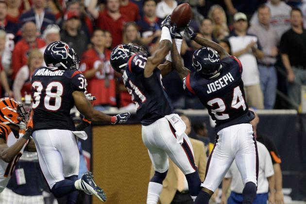 The Houston Texans Have the Best Secondary in the AFC South