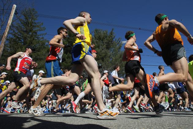 Boston Marathon 2012: High Temperatures Force Officials to Caution All Runners
