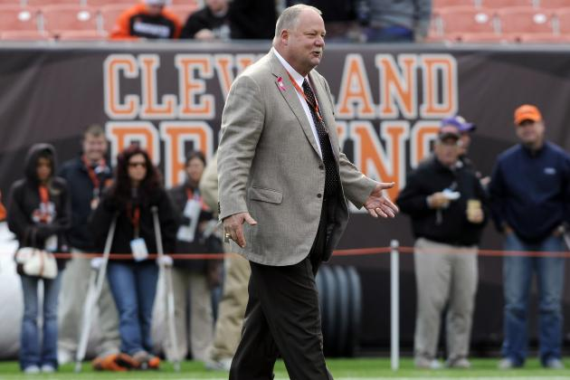 NFL Rumors: Cleveland Browns Would Be Smart to Trade Back in 1st Round