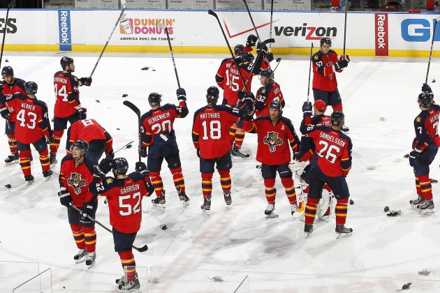 2012 NHL Playoffs: What a Playoff Win Means for the Florida Panthers