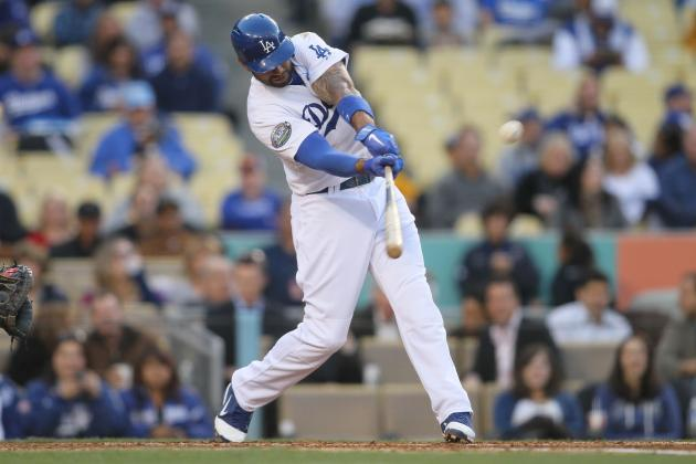 MLB Power Rankings 2012: Los Angeles Dodgers and More Teams That Will Stay Hot