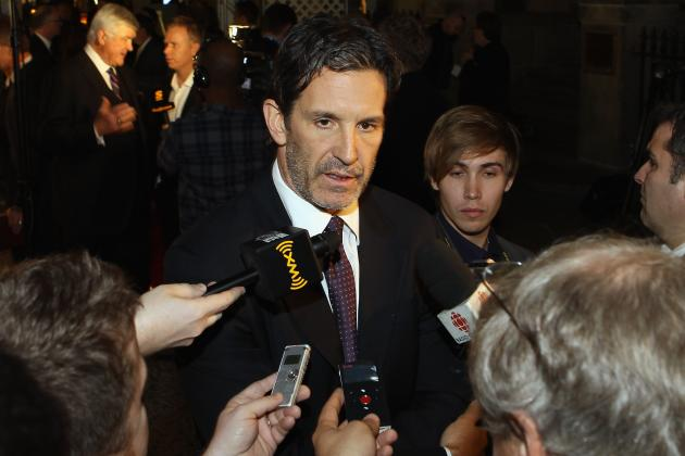 NHL Playoffs 2012: Why Brendan Shanahan Needs to Step Down