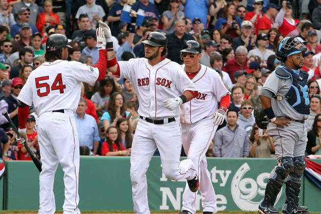 MLB Power Rankings 2012: Boston Red Sox and More Teams Rising Up