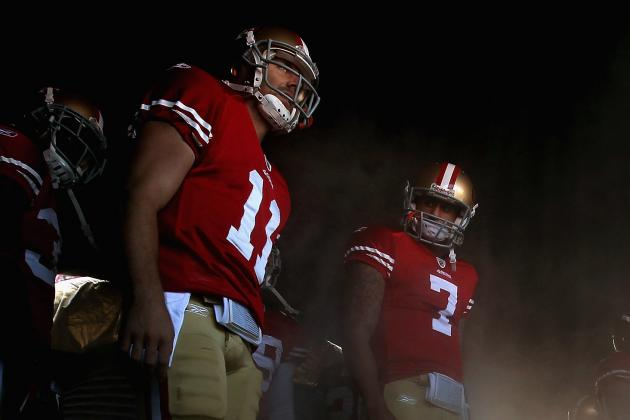 San Francisco 49ers: New Year, New Competition at QB