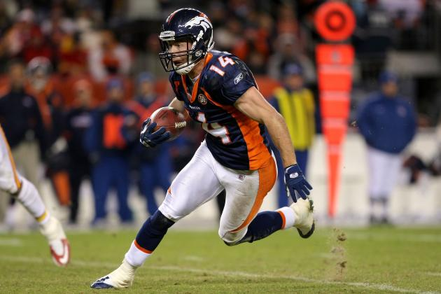 Denver Broncos: Is a Peyton Manning and Brandon Stokley Reunion Imminent?