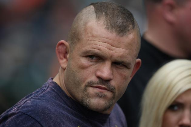 Chuck Liddell on Retirement, Jon Jones and Rashad Evans