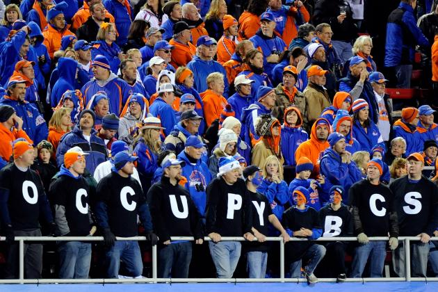 Boise State Football: Broncos Get Reminded That They Are Still the Little Guy