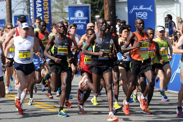 Boston Marathon 2012 Results: Finishing Times for Biggest Names