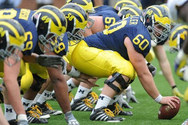 Michigan Football: 2012 Spring Game Highs and Lows
