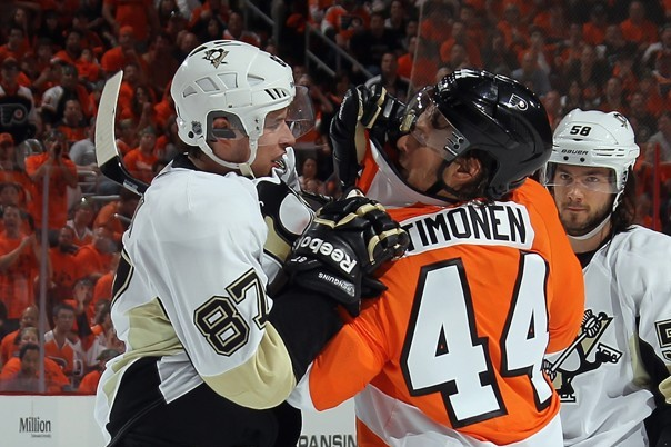 Bring Me the Head of Sidney Crosby