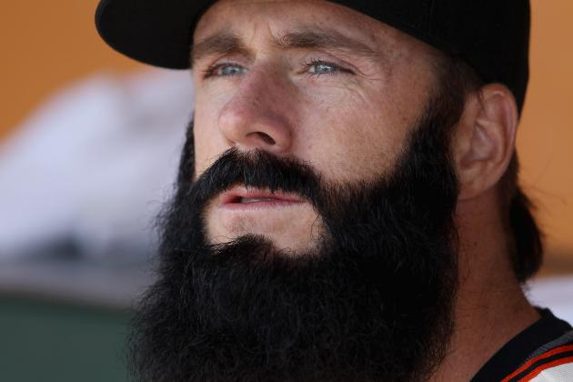 Brian Wilson Injury: San Francisco Giants Have Bullpen Depth, but Closers Abound