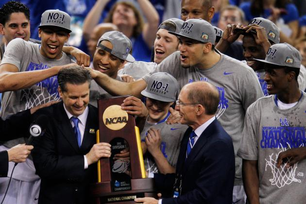 Kentucky Basketball: 2012-13 Season Can't Compare to 2011-12, Even with Noel