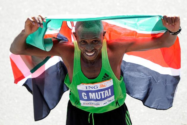 Boston Marathon 2012 Results: Geoffrey Mutai's Olympic Dreams Now in Jeopardy