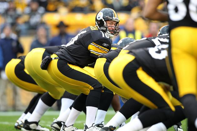 The Pittsburgh Steelers Re-Sign Charlie Batch, Can Avoid Drafting a QB This Year