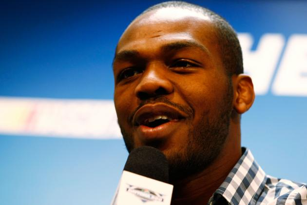 Jon Jones' UFC Sponsorship Is the Way of the Future for Fighters
