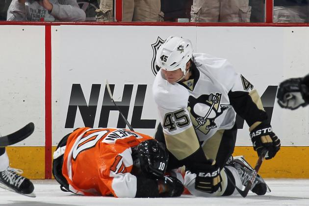 Stanley Cup Playoffs 2012: The Pittsburgh Penguins Are a Disgrace to the Game